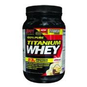 SAN 100% Pure Titanium Whey,  2 lb  Banana Coconut