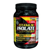 SAN Titanium Isolate Supreme,  2 lb  Delicious Milk Chocolate