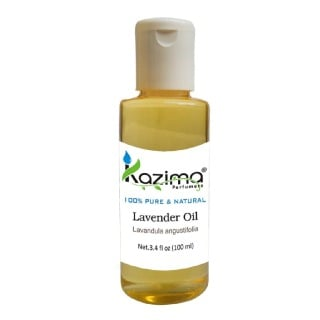 Kazima Lavender Oil,  100 ml  100% Pure & Natural