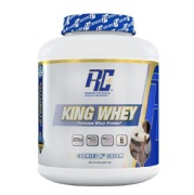 RONNIE COLEMAN King Whey,  5 lb  Peanut Butter Pie