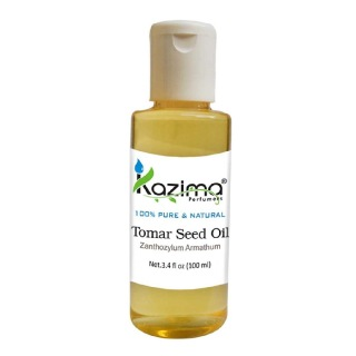 Kazima Tomar Seed Oil,  100 ml  100% Pure & Natural