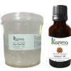 Kazima Aloe Vera Gel 1 kg & Almond Oil 15 ml Combo,  2 Piece(s)/Pack  All Skin Type