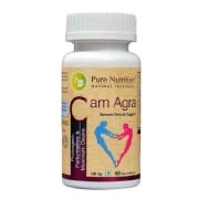 Pure Nutrition Cam Agra (Prolonged Performance),  60 capsules