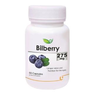 Biotrex Bilberry (275 mg),  60 capsules