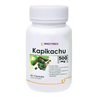 Biotrex Kapikachu (500 mg),  60 capsules