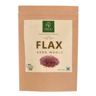 Truu Flax Seed Whole,  0.250 kg
