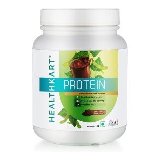 HealthKart Protein with Whey, Soy & Casein,  2.2 lb  Swiss Milk Chocolate