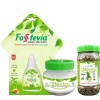 Zindagi Stevia Liquid Stevia Powder & Stevia Leaves Combo,  3 Piece(s)/Pack