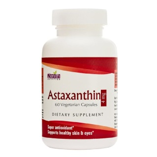 Zenith Nutrition Astaxanthin (4 mg),  60 capsules