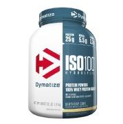 Dymatize Iso-100 Protein,  3 lb  Birthday Cake