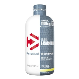 Dymatize L-Carnitine Liquid,  0.473 L  Lemonade