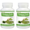 Shivalik Herbals Wheatgrass Powder- Triticum Sativum,  120 capsules
