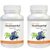 Shivalik Herbals Shankhapushpi 500 mg,  120 capsules