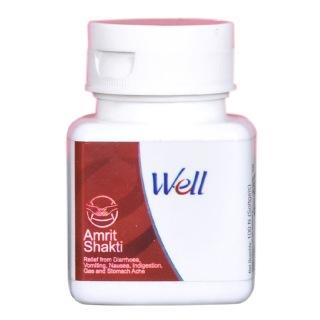 Modicare Well Amrit Shakti,  100 softgels