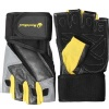 MuscleBlaze Gloves,  Yellow Black & Silver  Small