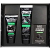 Healthvit Activated Charcoal Series Kit,  3 Piece(s)/Pack  Facewash,Mask & Soap