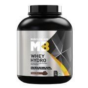 MuscleBlaze Whey Hydro, 4.4 lb Chocolate