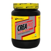 MuscleBlaze CreaPRO Creatine with Creapure (250gm / 0.55lbs, Unflavoured)