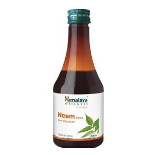 Himalaya Neem Syrup,  200 ml