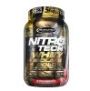 MuscleTech Nitrotech Whey Plus Isolate Gold,  2 lb  Strawberry