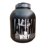 Universal Nutrition Animal Whey Protein,  4 lb  Chocolate