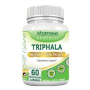 Morpheme Remedies Triphala (500 mg),  60 veggie capsule(s)