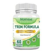 Morpheme Remedies Trim Formula (with Garcinia),  60 capsules  Unflavoured