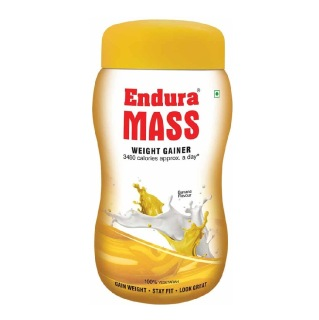 Endura Mass,  1.1 lb  Banana