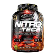 MuscleTech NitroTech Performance Series,  4 lb  Milk Chocolate