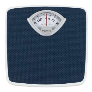 Equinox Personal Weighing Scale Mechanical (EQ BR 9201),  Blue
