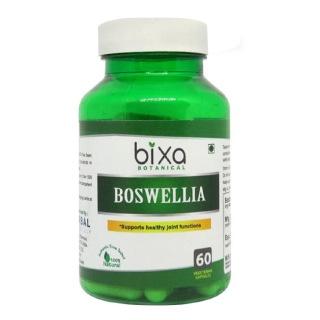 Bixa Botanical Boswellia,  60 capsules
