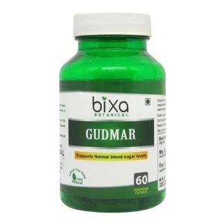 Bixa Botanical Gudmar,  60 capsules