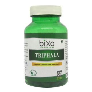 Bixa Botanical Triphala,  60 capsules