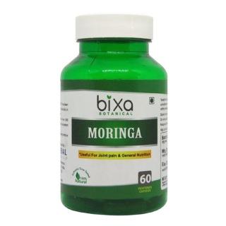 Bixa Botanical Moringa,  60 capsules