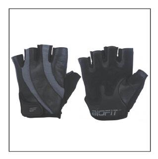 Biofit Pro-Fit Gloves Womens (1130),  Grey & Black  Medium
