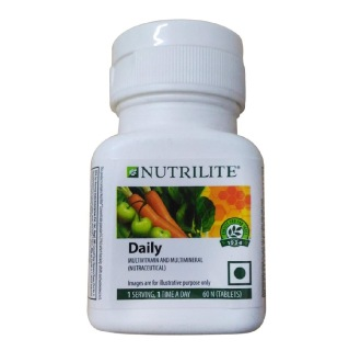 Amway Nutrilite Daily,  60 tablet(s)  Unflavoured