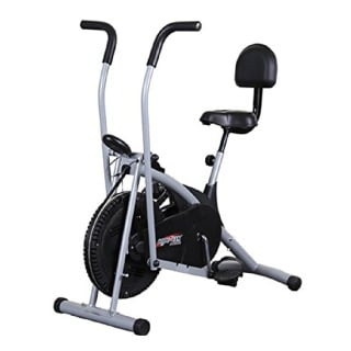 Deemark Air Bike Stamina With Back Support