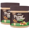 Alpino Peanut Butter (Unsweetened) Pack of 2,  Natural Smooth  0.250 kg