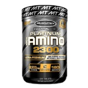 MuscleTech Platinum 100% Amino 2300,  320 tablet(s)  Unflavoured