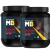 MuscleBlaze Micronized Creatine, Unflavoured 0.55 lb - Pack of 2