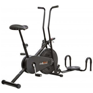Lifeline 102 Exercise Cycle with Twister and Pushup