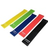 Lifeline Set of 5 Resistance Close Loop Bands for Leg Exercise,  Multicolor  11.5 Inches x 2 Inches