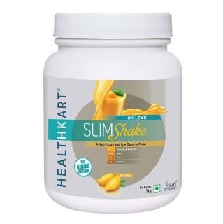 HealthKart SlimShake No Added Sugar, 1 kg Mango