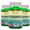 Morpheme Remedies Moringa (500 mg) Pack of 3,  60 capsules