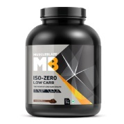 MuscleBlaze Iso-Zero,  4.4 lb  Chocolate