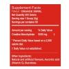 supplement - Big Flex Creatine,  Orange Swirl  0.66 lb