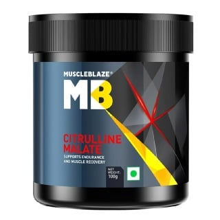 MuscleBlaze Citrulline Malate,  0.22 lb  Unflavored