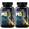 MuscleBlaze Milk Thistle 60 capsules Unflavoured - Pack of 2