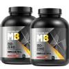 MuscleBlaze Iso-Zero 4.4 lb Strawberry - Pack of 2