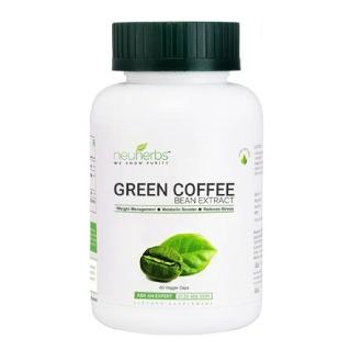 Neuherbs Green Coffee Beans Extract,  90 capsules